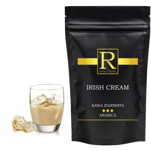 Kawa Ziarnista Irish Cream